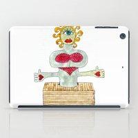 THE CREATURE iPad Case