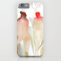 iPhone & iPod Case featuring love by Daniela Tieni