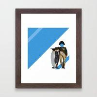 Napoleon's pet ? Framed Art Print
