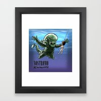Nirvana : Nevermind Framed Art Print