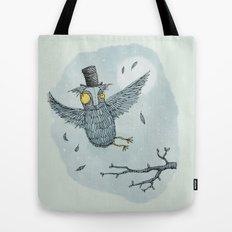 'Mr Owl' Tote Bag