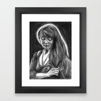 Naomi Framed Art Print
