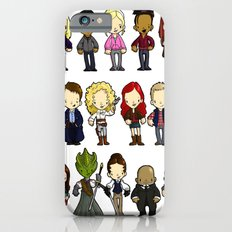 Doctors Companions and Friends V.2 iPhone 6s Slim Case