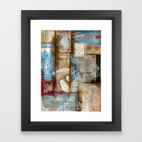 Ride#2 Framed Art Print