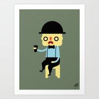 Alf Art Print