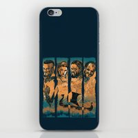 Vikings iPhone & iPod Skin