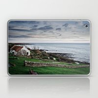 Seaside Cottage Laptop & iPad Skin
