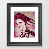 Ardea Framed Art Print