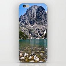 Phantom Lake iPhone & iPod Skin