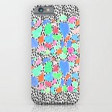 Pastel Blast iPhone 6 Slim Case