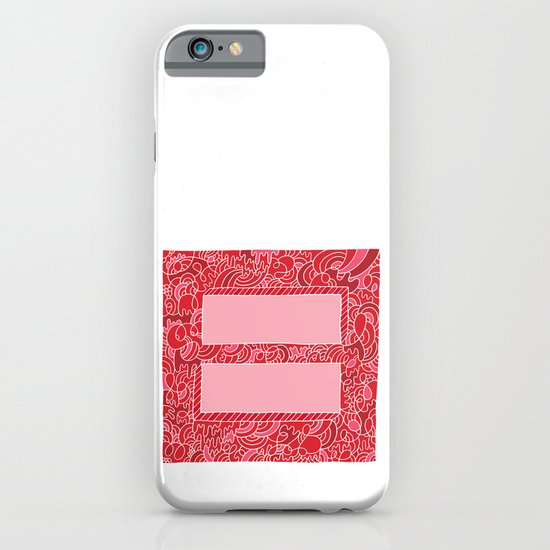 Support Marriage Equality. iPhone & iPod Case