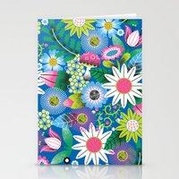 Botanical Fantastical Stationery Cards