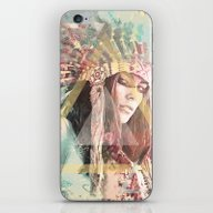 IND Girl iPhone & iPod Skin