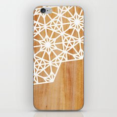 Frozen Stars iPhone & iPod Skin