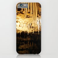 iPhone & iPod Case featuring Cave Dwelling by Em Beck