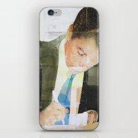 Endorsement iPhone & iPod Skin