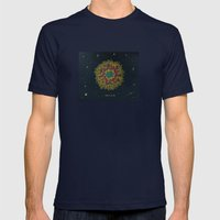 3. I Think I'm In Love Mens Fitted Tee Navy SMALL