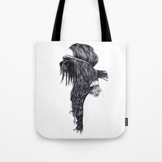 Rat and Raven Tote Bag