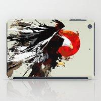 Eruption Eagle iPad Case