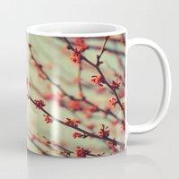 When spring was autumn... Mug