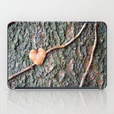 Heart and tree iPad Case
