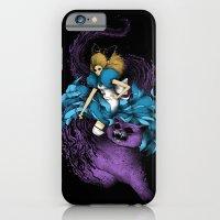 Alice & The Wildcat iPhone 6 Slim Case