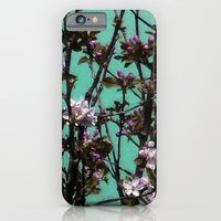 iPhone & iPod Case featuring Azur by Françoise Reina