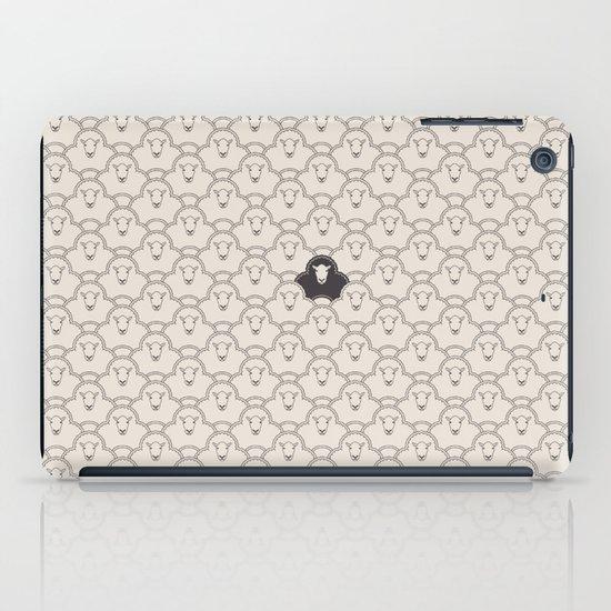 Black Sheep iPad Case