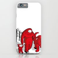 a lot of snow iPhone 6 Slim Case