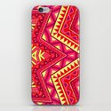 Indian Drugs Pattern 3 iPhone & iPod Skin