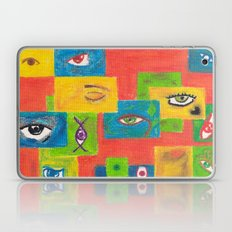 Feel Laptop & iPad Skin