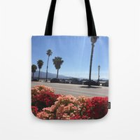 Santa Barbara Brunch Tote Bag