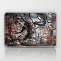 Amsterdamned Laptop & iPad Skin