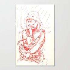 cris I Canvas Print