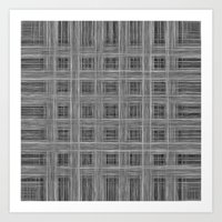 Ambient 10 (Grayscale) Art Print