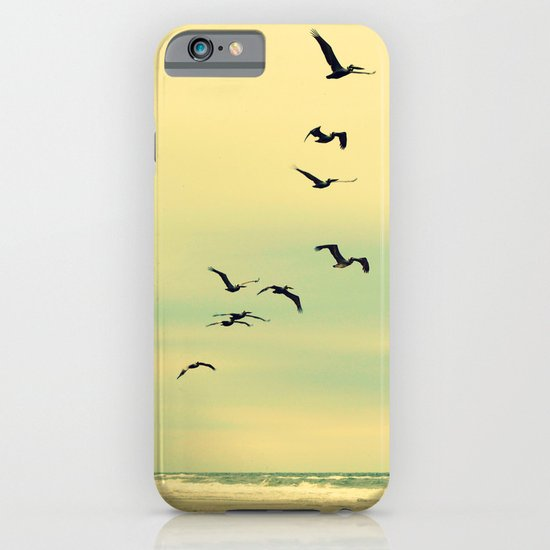 Across the Endless Sea iPhone & iPod Case