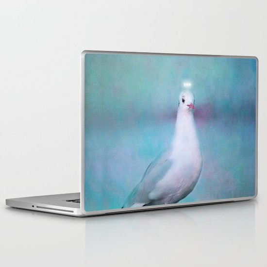 QUEEN OF THE AIR Laptop & iPad Skin