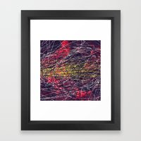 A Lapse In Time Framed Art Print