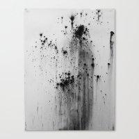 Explosion 1 Canvas Print