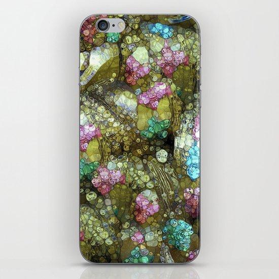 Gems, Glitter & Gold iPhone & iPod Skin