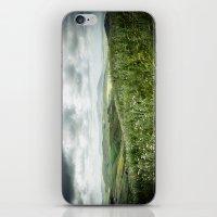 Hills Of Sicily iPhone & iPod Skin