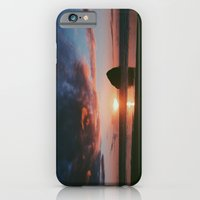 Pacific City Sunset iPhone 6 Slim Case