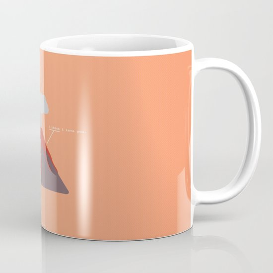 I Think I Lava You Mug
