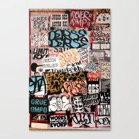 Los Angeles #54 Canvas Print