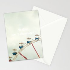 Oh God, am I dreaming? Stationery Cards