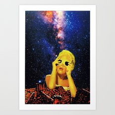 mesineto  Art Print