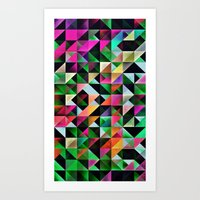 gryynlyyt Art Print