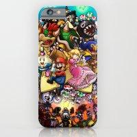 Legend of Seven Stars! iPhone 6 Slim Case