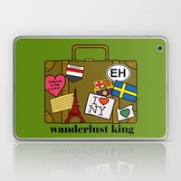 Wanderlust King Laptop & iPad Skin
