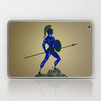 Achiles - Weakness Visio… Laptop & iPad Skin